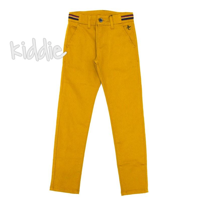 Детски панталон Ativo за момче с джобове