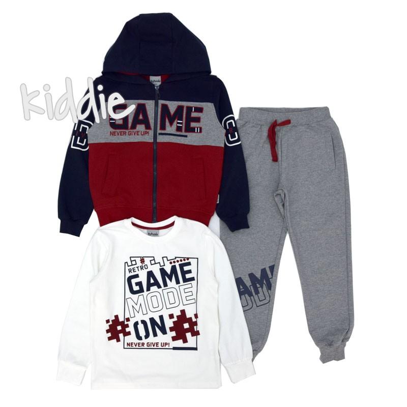 Детски спортен комплект 3ч Repanda Game за момче