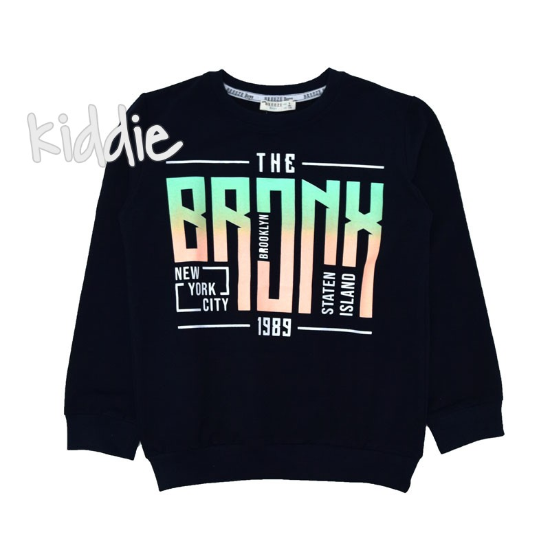 Детска блуза Bronx Breeze за момче