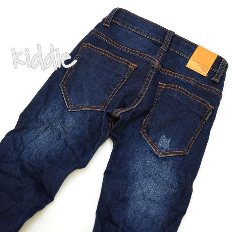 Детски дънкови панталони Ativo за момче