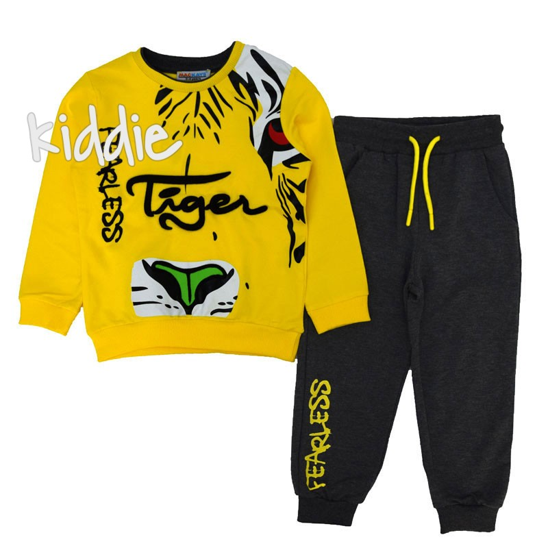 Детски спортен комплект Tiger Mackays за момче