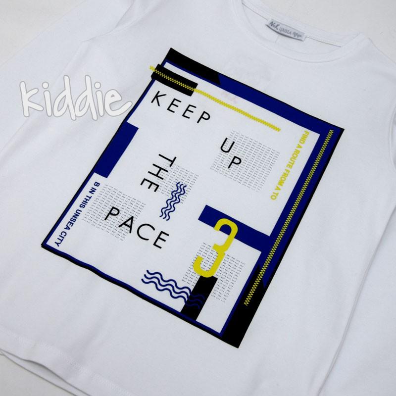 Детска блуза Keep Up Unsea за момче