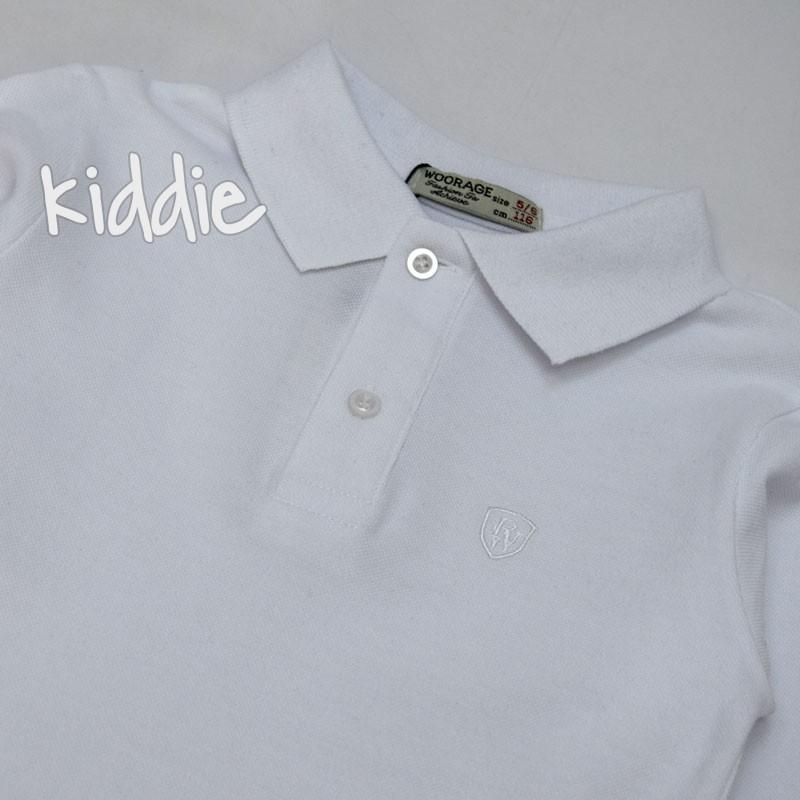 Детска поло блуза Woorage за момче