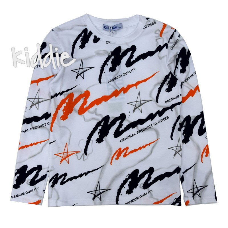 Детска блуза Azur Gang за момче