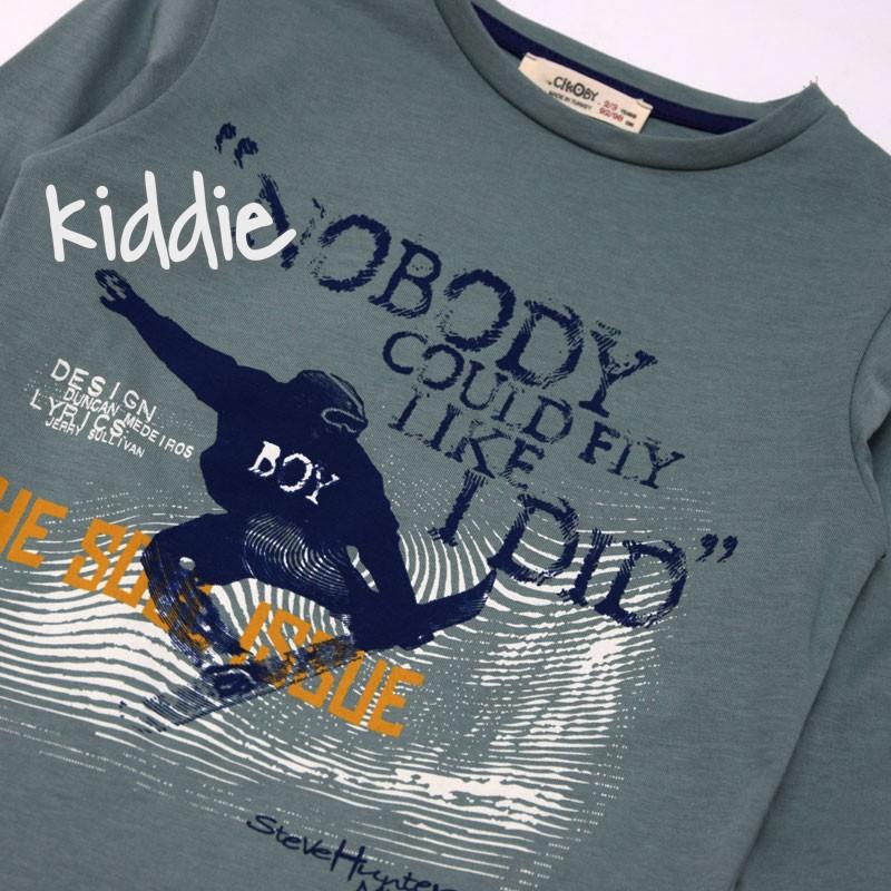 Детска блуза Nobody Could Cikoby за момче