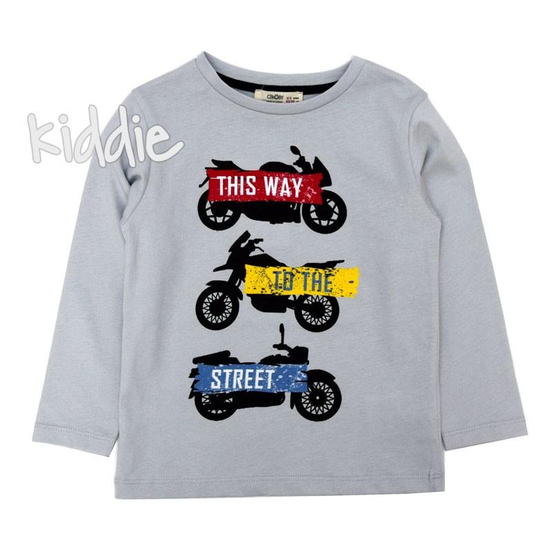 Детска блуза Мотори Cikoby за момче
