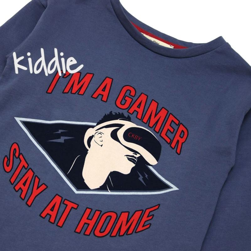 Детска блуза Im Gamer Cikoby за момче