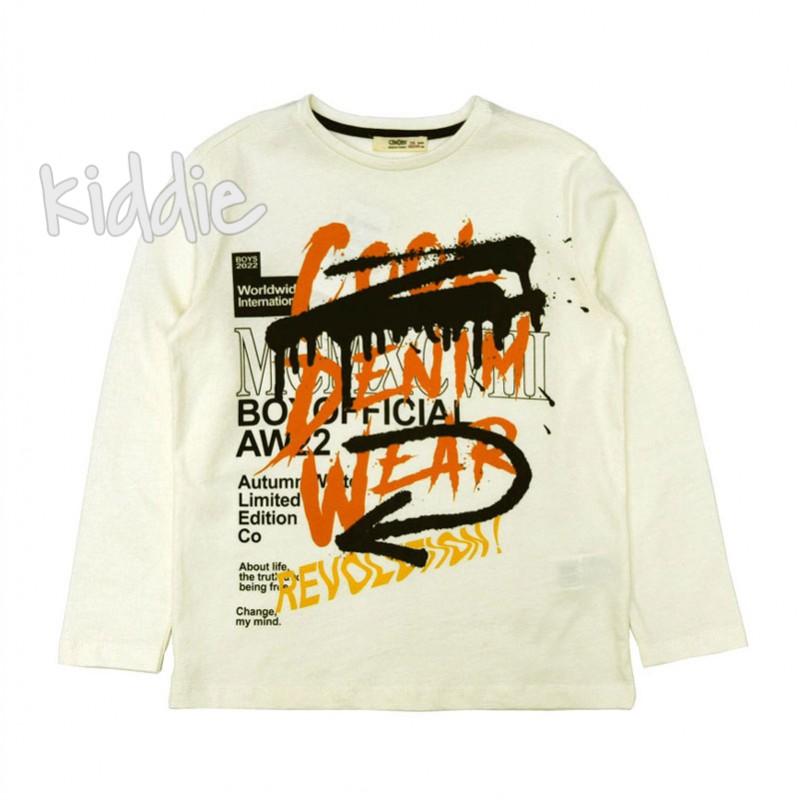 Детска блуза Cool Denim Cikoby за момче