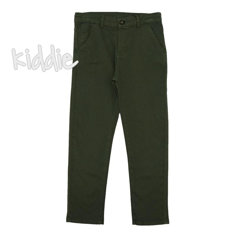 Детски панталон с джобове Cikoby за момче