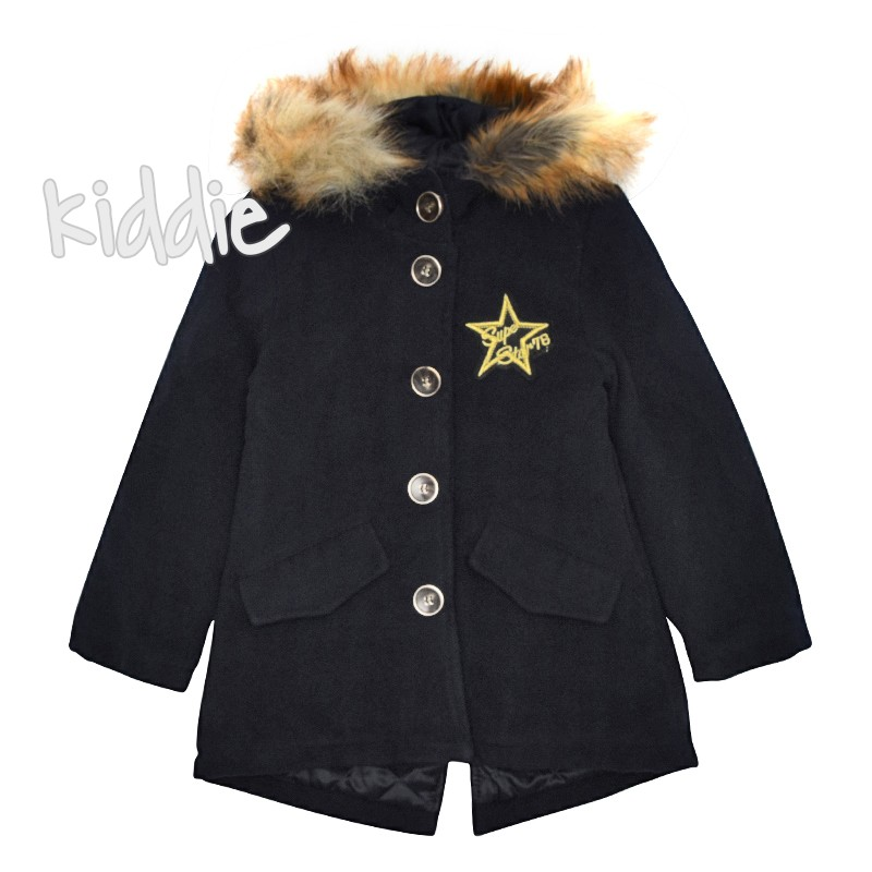Детско палто за момиче Super Star 78, Asida