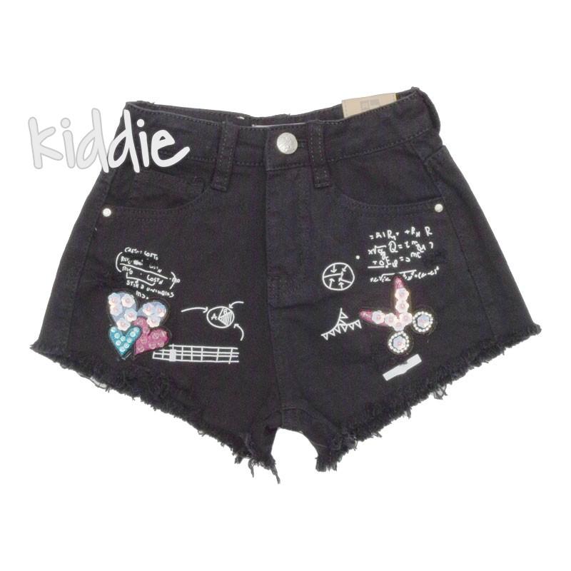 Къси детски панталони за момиче Ativo