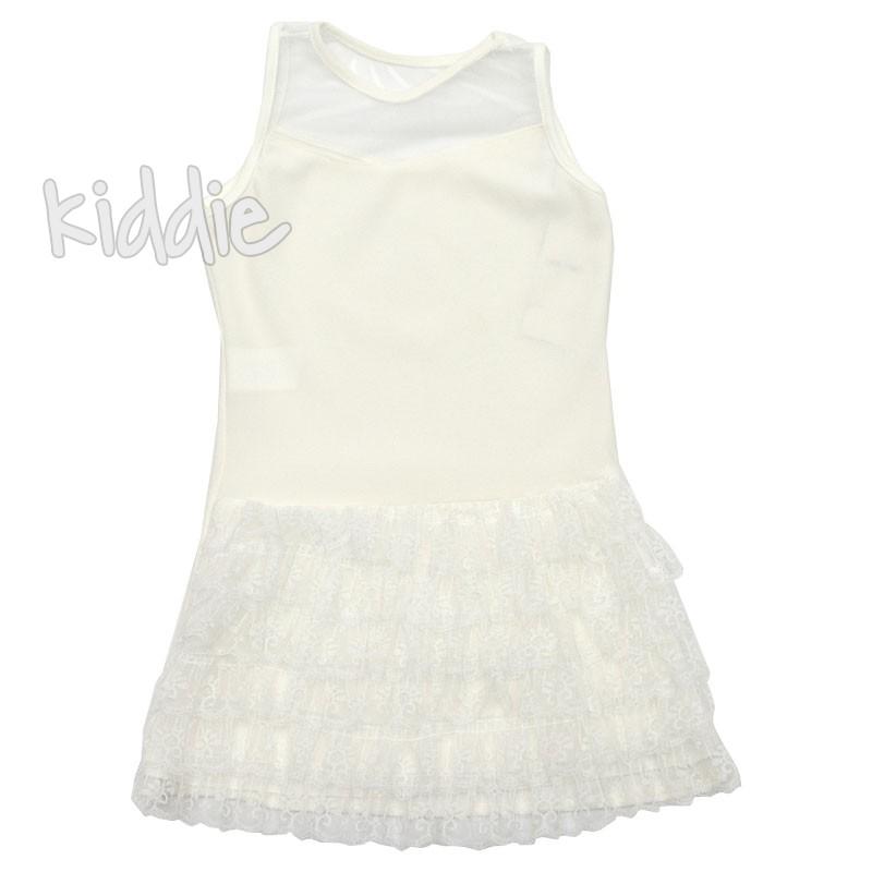 Детска рокля без ръкав Ajj design