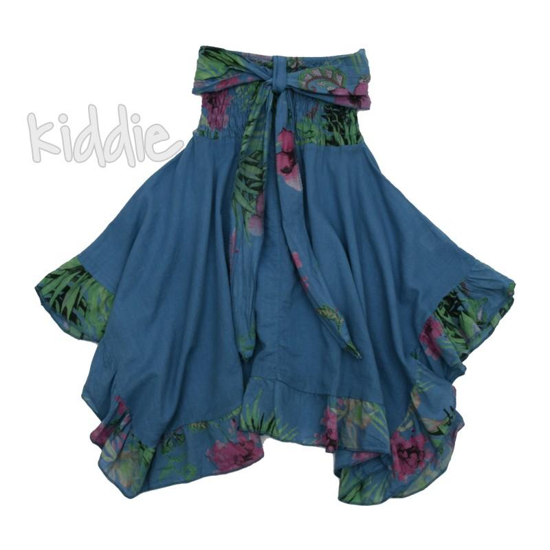Детска рокля Oute Kids без презрамки