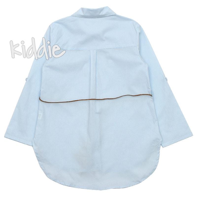 Детска риза за момиче с перли Jolie Angel