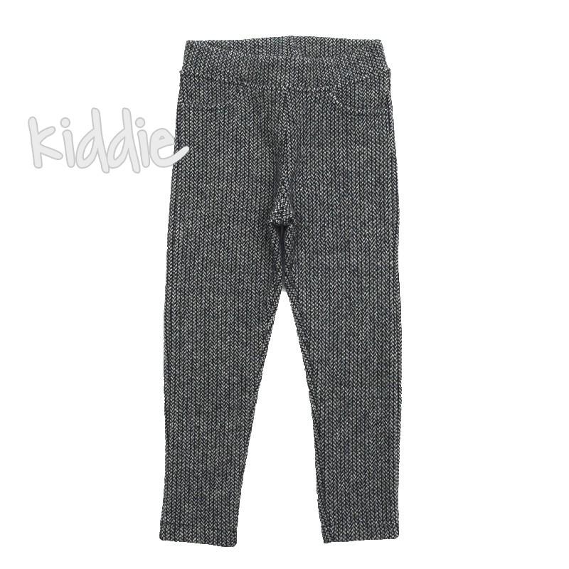 Детски клин панталон Contrast за момиче