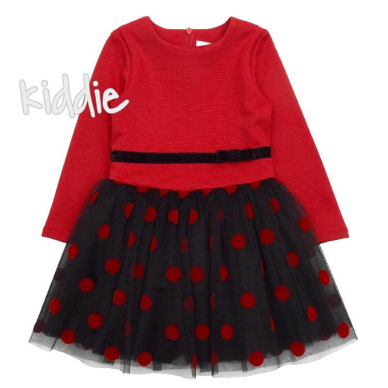 """Детска рокля """"Точки"""" Contrast"""