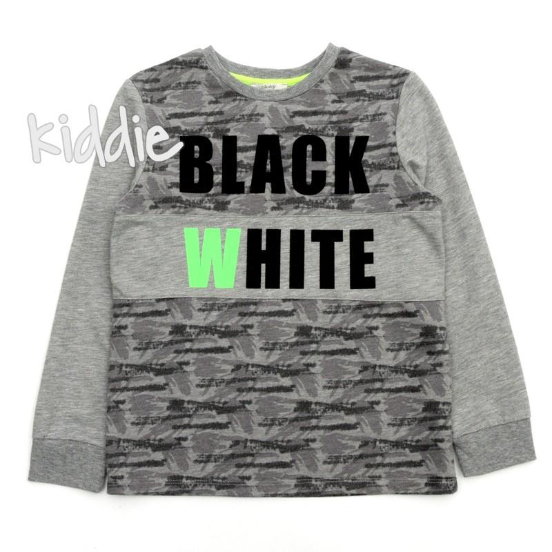 Детска блуза за момче Blach Cikoby