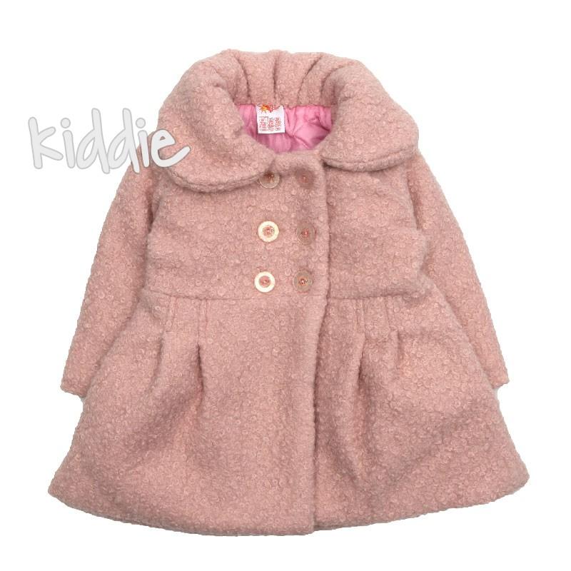 Детско палто за момиче Viki