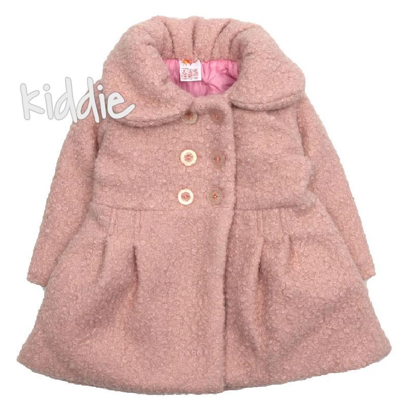 Елегантно детско палто Viki