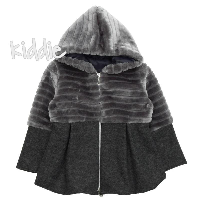 Детско палто Pronto Moda за момиче