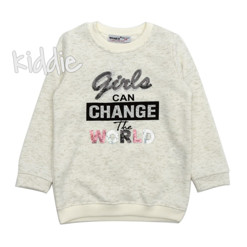 Детска блуза Wanex за момиче