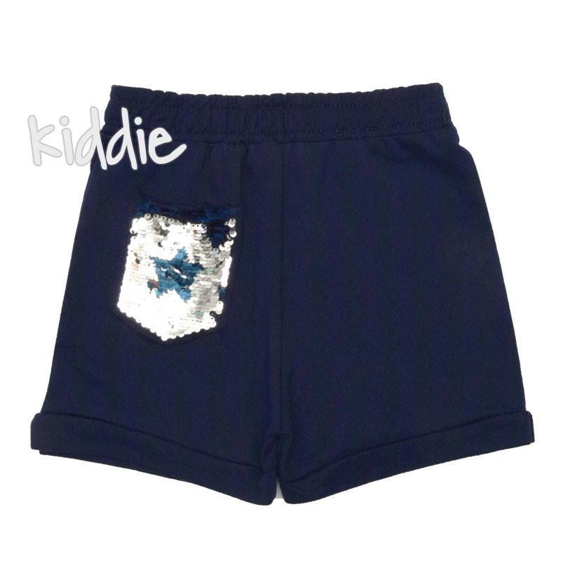 Детски къси панталони Cichlid за момиче