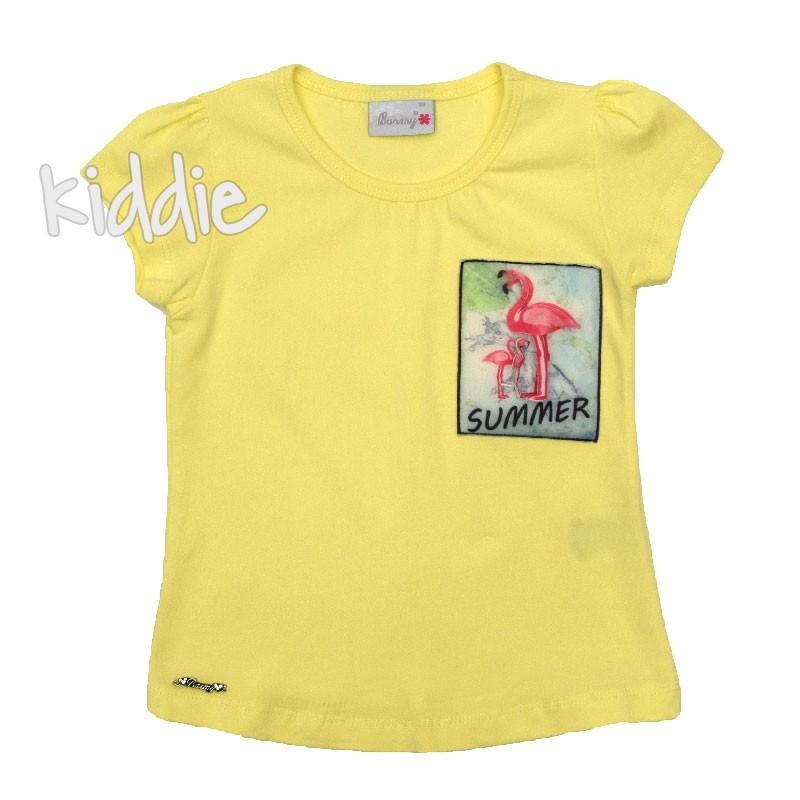 Детска тениска Summer, Barmy за момиче