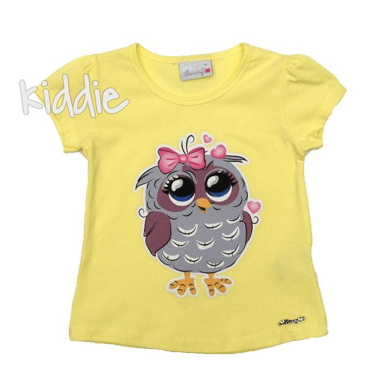 Детска тениска Barmy за момиче