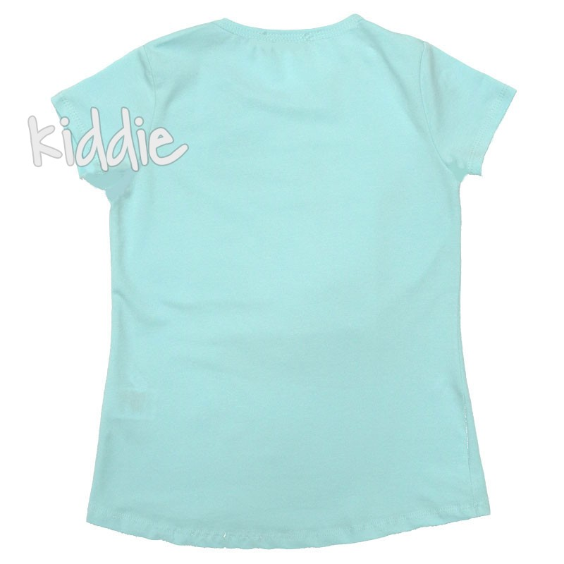 Детска тениска West Coast Barnny за момиче