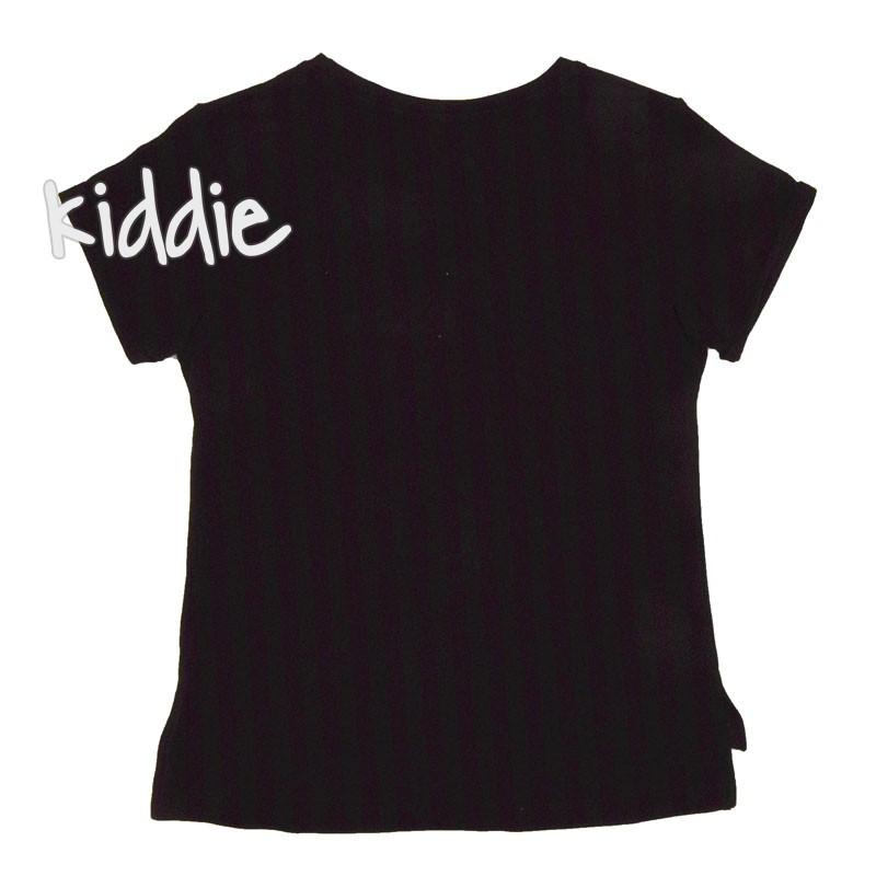 Детска тениска за момиче Pleasant, Cichlid