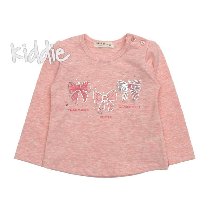 Детска блуза Breeze за момиче