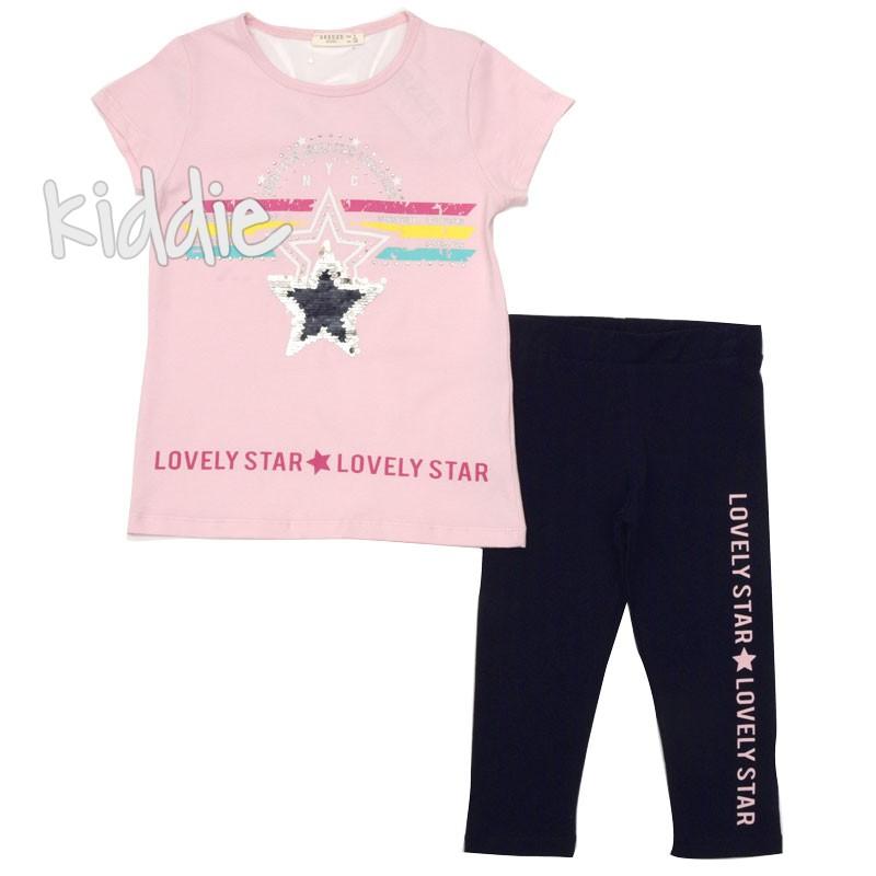 Детски комплект Lovely Star Breeze за момиче