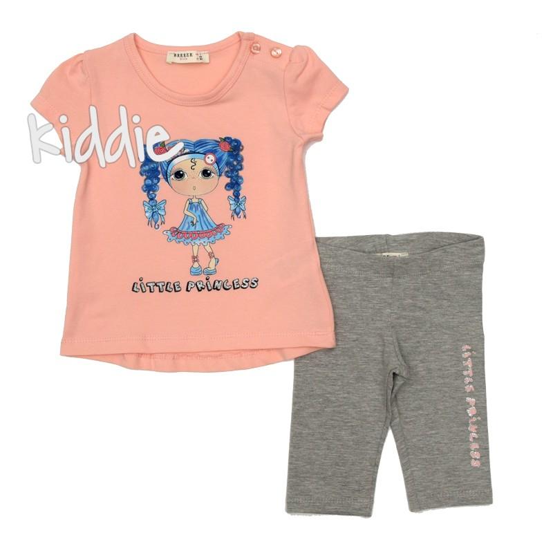 Детски комплект Little Princess Breeze за момиче