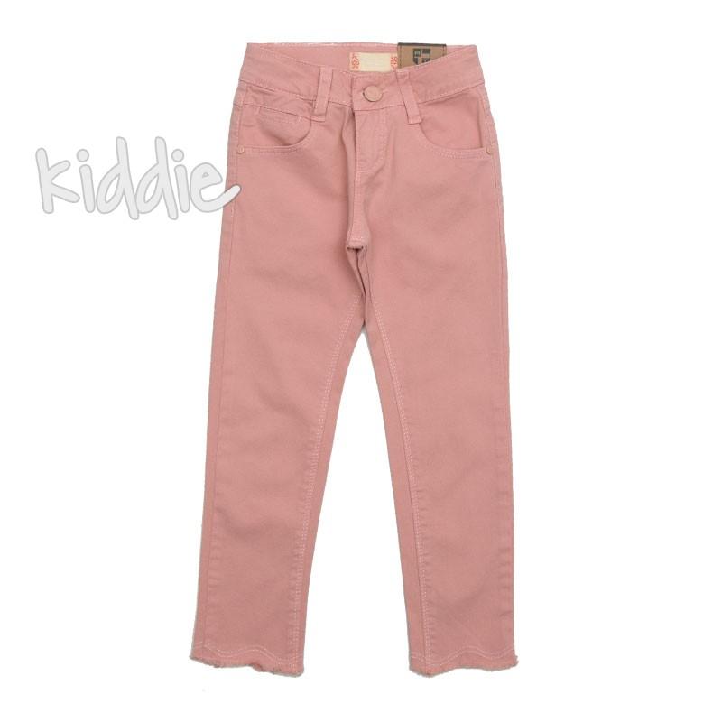 Детски цветен панталон Ativo за момиче