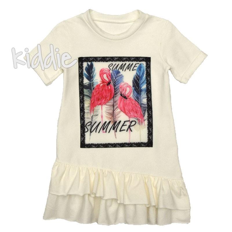 Детска рокля Summer, D.Henim