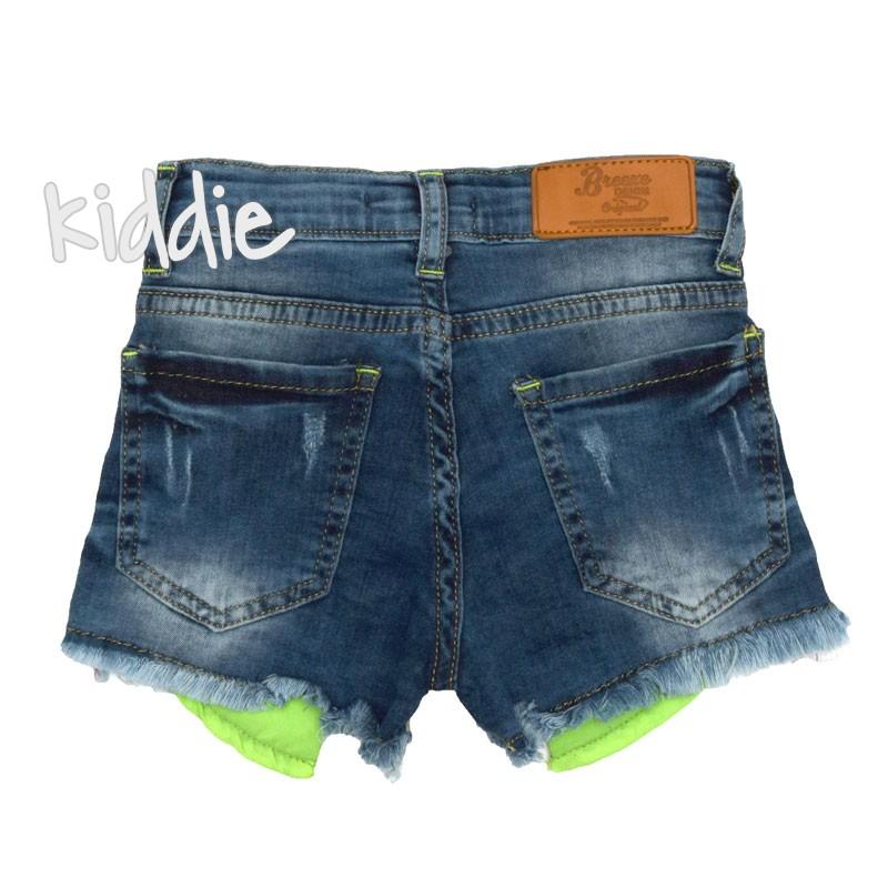 Детски къси панталони Breeze за момиче