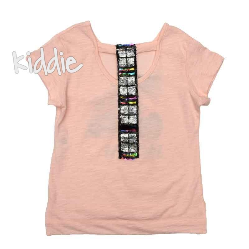 Блуза за момиче Sneakers Cichlid