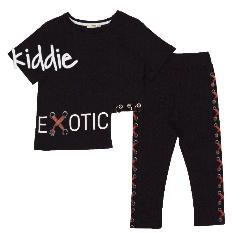 Детски комплект Exotic, Cikoby за момиче