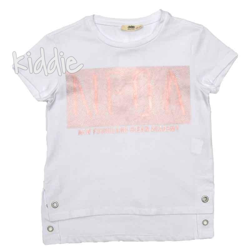 Детска тениска NFOA, Cikoby за момиче
