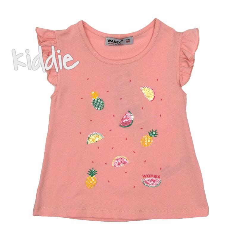 Детска тениска Плодчета, Wanex