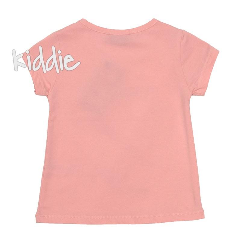 Детска тениска Things I Like, Wanex за момиче