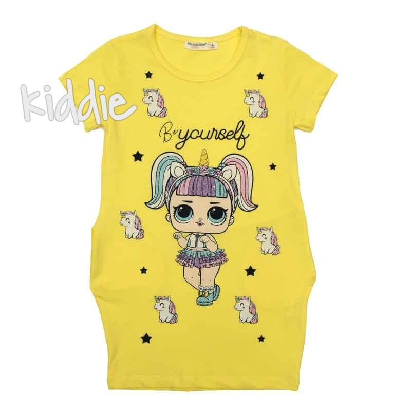 Детска рокля Pop Fashion