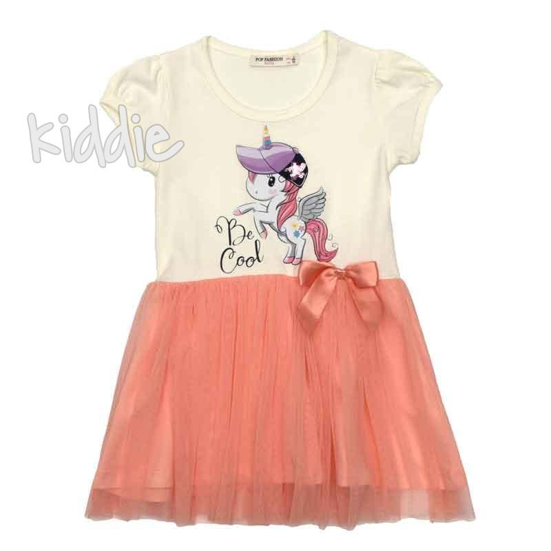 Детска рокля Еднорог, Pop Fashion
