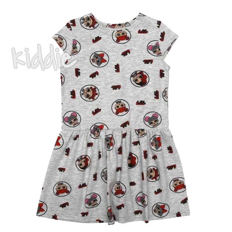 Детска рокля Куклите Lol, Gama