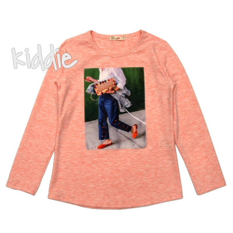 Детска блуза Barmy за момиче