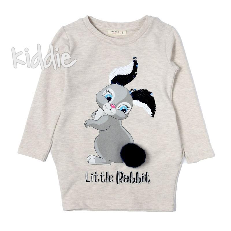 Детска рокля Little Rabbit, Breeze
