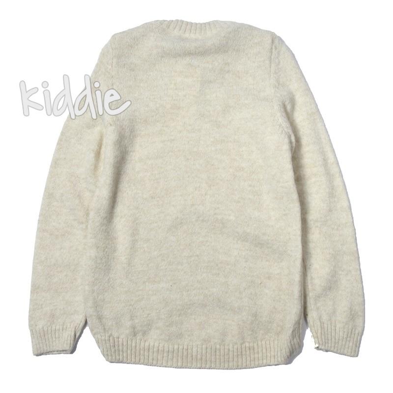 Детска плетена блуза Breeze за момиче