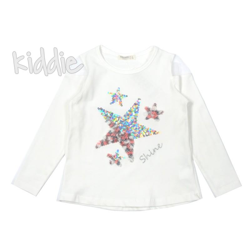 Детска блуза за момиче Breeze