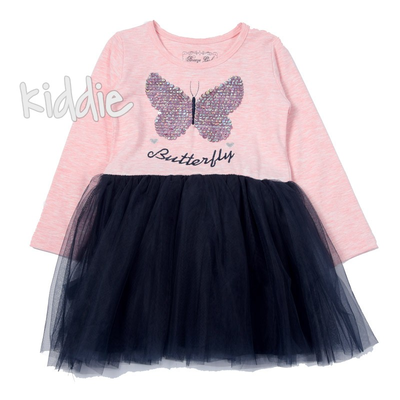 Детска рокля Butterfly Breeze