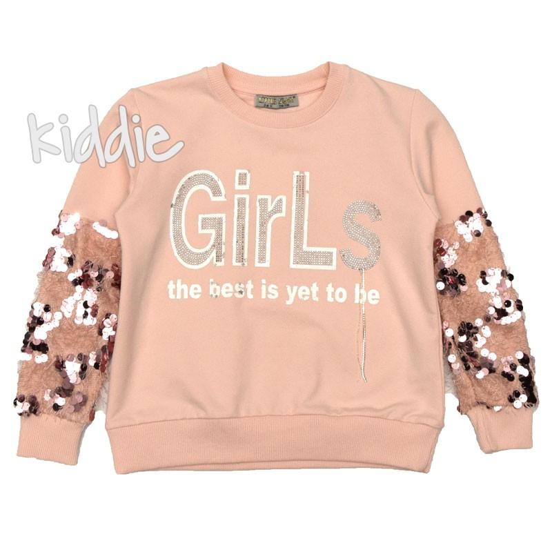 Детска блуза Little Star Girls за момиче